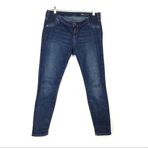 Gap True Skinny Maternity Jeans size 8